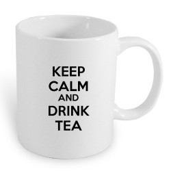 Hrnek KEEP CALM - TEA