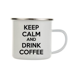 Hrnek KEEP CALM - COFFE