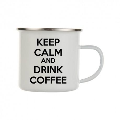 Hrnek KEEP CALM - COFFE