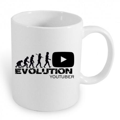 Hrnek EVOLUCE youtuber