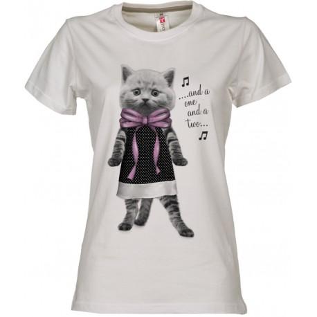 KiTY tričko - dámské