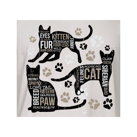 Kočka HOUSE PET CAT - pánské/dámské