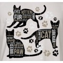 HOUSE PET CAT - pánské/dámské