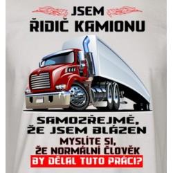 Triko - Řidič kamionu