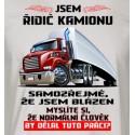 Řidič kamionu - pánské