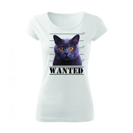 WANTED - pánské tričko