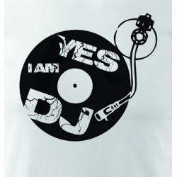 Tričko DJ