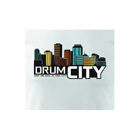 Tričko DRUM CITY