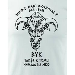 Narozeniny znamení Býk - pánské triko