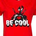 Tričko BE COOL pánké/dámské