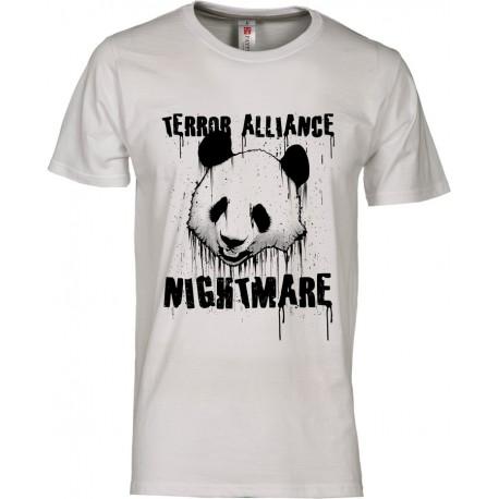 Tričko PANDA TERROR - pánské/dámské