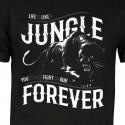 Tričko JUNGLE FOREVER pánské/dámské