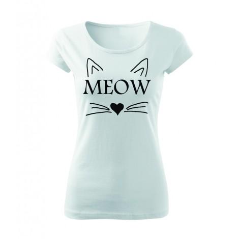 MEOW dámské tričko