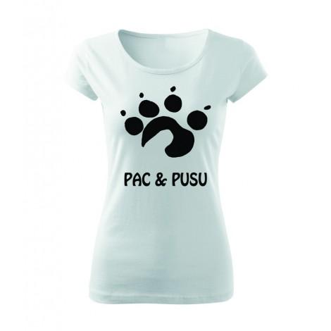 PAC a PUSU - dámské tričko